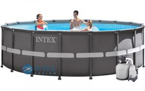 Каркасный бассейн Intex 26340-1 732х132 Ultra XTR Frame