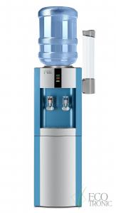 Кулер Ecotronic H1-LE Blue с двойным блоком эл. охлаждения
