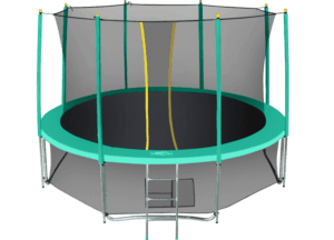 Батут HASTTINGS CLASSIC GREEN 12FT (3.66 м)