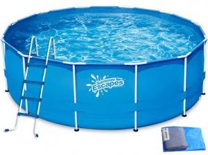 Каркасный бассейн SummerEscapes Р20-1248-Z 366x122 Metal Frame