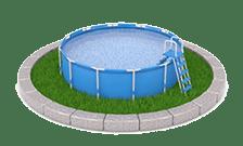 ТОП-5 лучших каркасных бассейнов