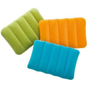 68676 Надувная подушка Kidz для детей, 43х28х9см, 3 цвета, 3+